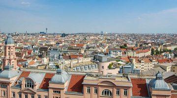 Город Вена, Австрия