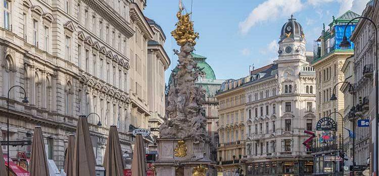 Чумная колонна, Вена