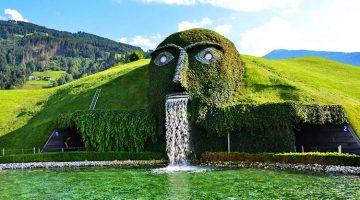 Музей Сваровски в Австрии