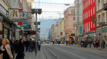 население Австрии