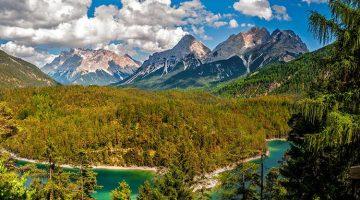 Австрия – заповедники и национальные парки