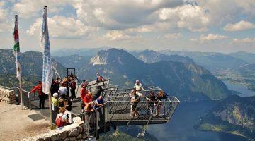 Пять пальцев в Австрии