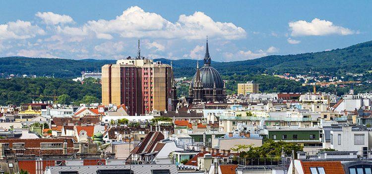Погода в Вене в июне