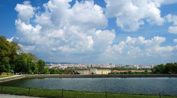 Погода в Вене в августе