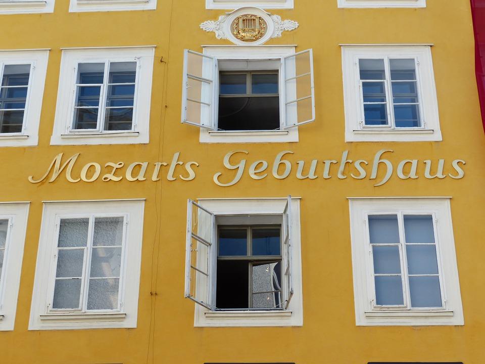 Достопримечательности Зальцбурга
