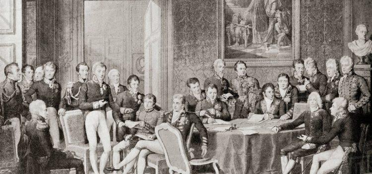 Венский конгресс 1814—1815 гг.